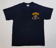 New Bandidos MC T-Shirt - Support Your Local Bandidos (SYLB) - Two-Sided Print