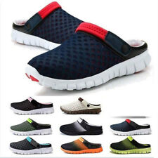 Fashion Mens Womens Mesh Breathable Casual Beach Walking Shoes Slippers Sandals
