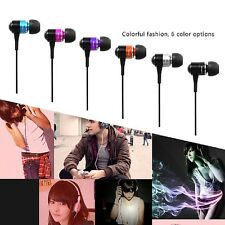 Awei Bass Headset Stereo Headphone Earphone Earbud For iPhone Samsung In-ear 3.5