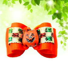 Halloween Style Dog Hair Bows Topknot Pet Dog Grooming Dog Hair Bows Pro