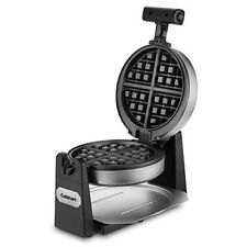 Belgian Waffle Maker Non Stick Cuisinart Kitchen Appliance Stainless Steel 1000W