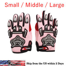 SML Kids Youth MX Motocross Off-Road ATV Dirt Pit Bike Cycling Motorcycle Gloves