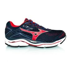 Mizuno Wave Enigma 6 Running shoes Men's Size 10 D, Dress Depths/Chinese Red NEW