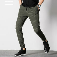Loose waist feet casual pants Men's sports pants Men's trousers Camouflage