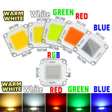 Super Bright Integrated SMD LED Chip High Power Bulb Floodlight 10/20/30/50/100W