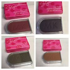 Mary Kay SIGNATURE Eye Color Shadow IVY DUET Virtual Violet Raspberry Rush Adobe