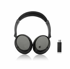 WS-3680 FM Stereo Wireless Headphone With USB Transmitter Rechargeable Bass