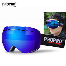 Cycling Sport Radiation Protection Sunglasses Skating Goggles spherical DoublePC