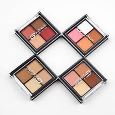 4 Colors Beauty Eyeshadow Makeup Cosmetic Shimmer Matte Powder Palette Set
