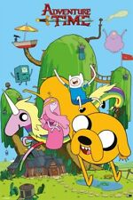 New Finn & Friends Adventure Time Poster