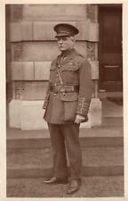 WW1 Royal Army Medical Corps RAMC General Military Army Soldier RP Postcard