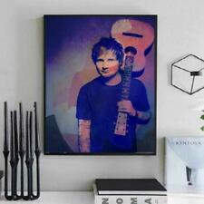 Ed Sheeran Wall Art  | Lisa Jaye Art Designs