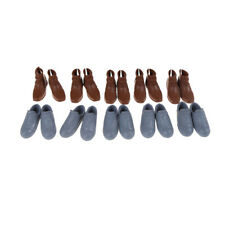 5Pairs Casual Shoes For Barbie Boyfriend Ken Doll Fashion Christmas Gift^~^