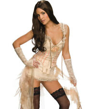 Jonah Hex Movie White Look Lilah Dress Adult Womens Halloween Costume XS-L