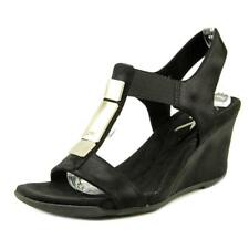 Anne Klein AK Loona Women  Open Toe Synthetic  Wedge Sandal