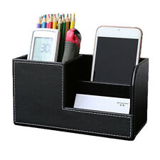 Desk Drawer Stationery Organizer Storage Box Pen/Pencil Cell phone Holder
