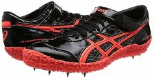 ASICS Athletics shoes HI JUMP PRO(L) TFP352 running high W/Track From Japan new