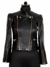 New Original Klassic Amazing Collections Lambskin Leather Jacket For Women W301