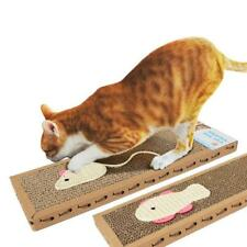 Cat Toy Nail Grinding Claw Scratcher Bed Type Furniture Pet Kitten Post Play Mat