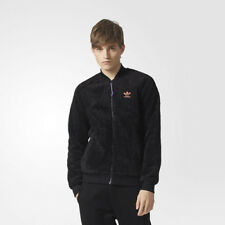 Adidas CY7865 Men originals Pharrell Hu Track Top jacket black