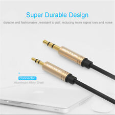 3.5mm Male to 2.5mm Male Audio AUX Jack Car Home Stereo Extension Cable Cord