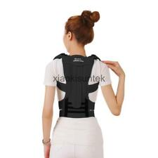 Posture Corrective Belt Back Clavicle Support Brace Adjustable Pain Relief