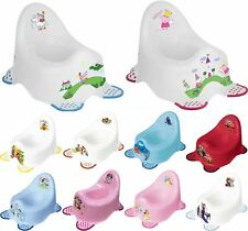 Solution STEADY POTTY DISNEY CHARACTERS Baby/Toddler Bath Potty Training New