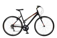 2017 Claud Butler Urban 300W Ladies 700c 24 Speed Alloy Hybrid Bike Bicycle