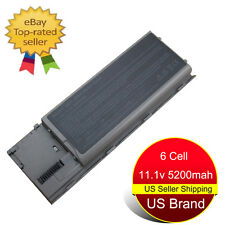 New 6 Cell Laptop Battery For Dell Latitude D620 D630 D631 M2300 TYPE PC764