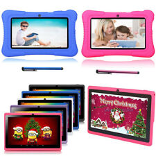"New version 7"" Google Android Tablet 16GB Bundle Case for Kids Gift Xmas Lot NEW"