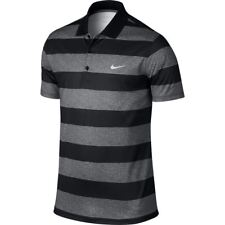 Nike Modern Fit Victory Bold Stripe Mens Golf Polo Shirt