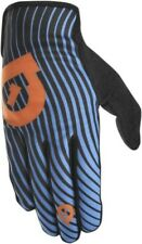 661 Six Six One Comp Dazed 2016 MX Offroad Gloves Blue/Black/Orange