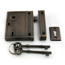 Signature Hardware Vertical Rim Lock Set