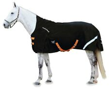 Tuffrider 1200D Outer Armor Turnout Sheet with Reflective Hip Stripe