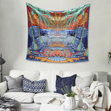 Tapestry 3D Epic Tropical Palm Tree Tapestry SurfWave Mandala Wall Hanging Decor