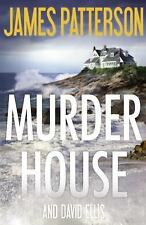 The Murder House by James Patterson and David Ellis (2016, CD, Unabridged)