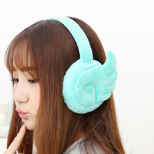 Earmuffs Cute Winter Ear Warm Women Plush Warmer Colors Muffs Soft Fluffy Girls