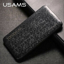 5000/10000mAh External Power Bank Portable USB Battery Charger For Mobile Phone