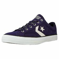 Converse Unisex Star Player Ox Suede Trainers