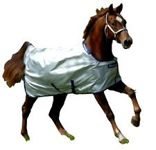 Bucas Power Light Weight Horse Turnout Blanket with Ballistic Nylon Outer