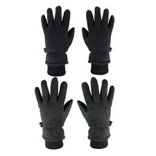 Mens Womens Winter Warm Sports Gloves Windproof Gloves for Running Cycling