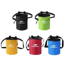 Chalk Bag with Adjustable Belt for Gymnastics Rock Climbing & Weight Lifting