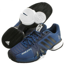 adidas Novak Pro Men's Tennis Shoes Djokovic Blue Sneakers Barricade CM7771