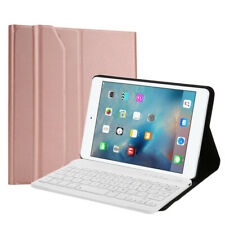 Cover Stand Leather Case Wireless Bluetooth Keyboard For Apple iPad Mini 123
