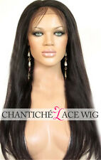 Human Hair Lace Wigs Natural Straight Lace Front Wigs Full Lace Wigs 180% 26''