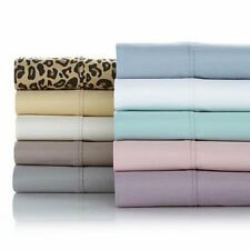 Concierge Collection Platinum 1500 Thread Count Easy Care 4-piece Sheet Set TWIN