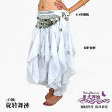 Belly Dance Costume Gold Silver Harem Pants 22 Colours