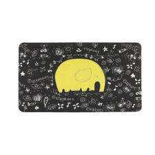 Cartoon Large Gaming Mouse Pad Rubber Bottom Keyboard Mat Wireless Mouse Pad
