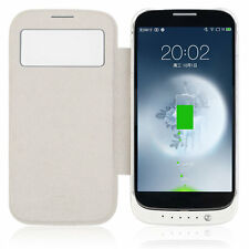 3200mAh External Backup Battery Charger Case for Samsung Galaxy S4 i9300