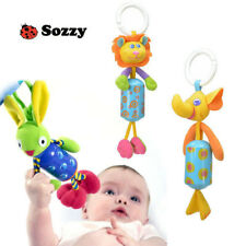 Baby Infant Cute Rattle Plush Soft Bed Wind Chimes Hanging Ring Bell Kids Toys